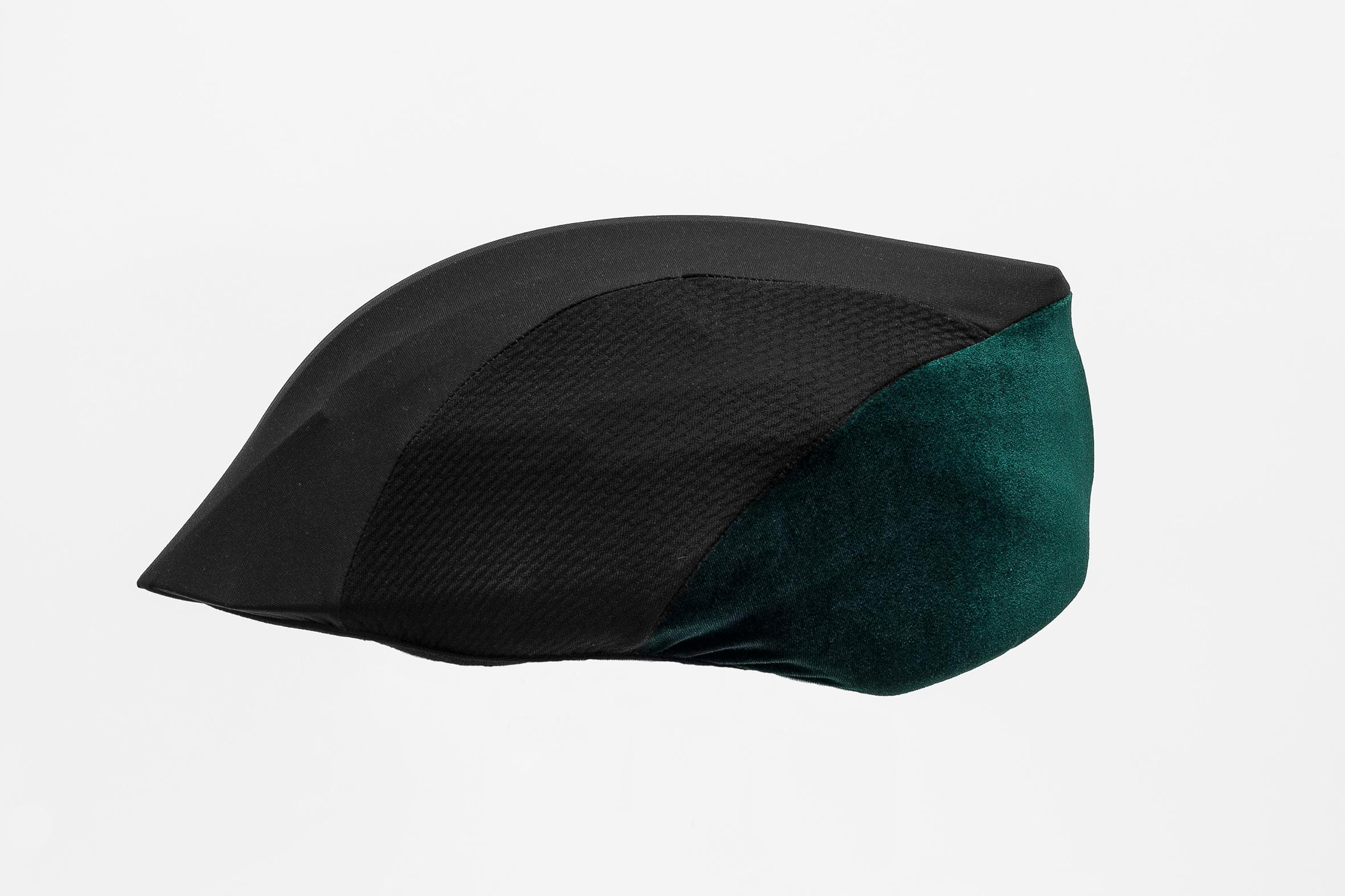 Scalp Cover Green Velvet