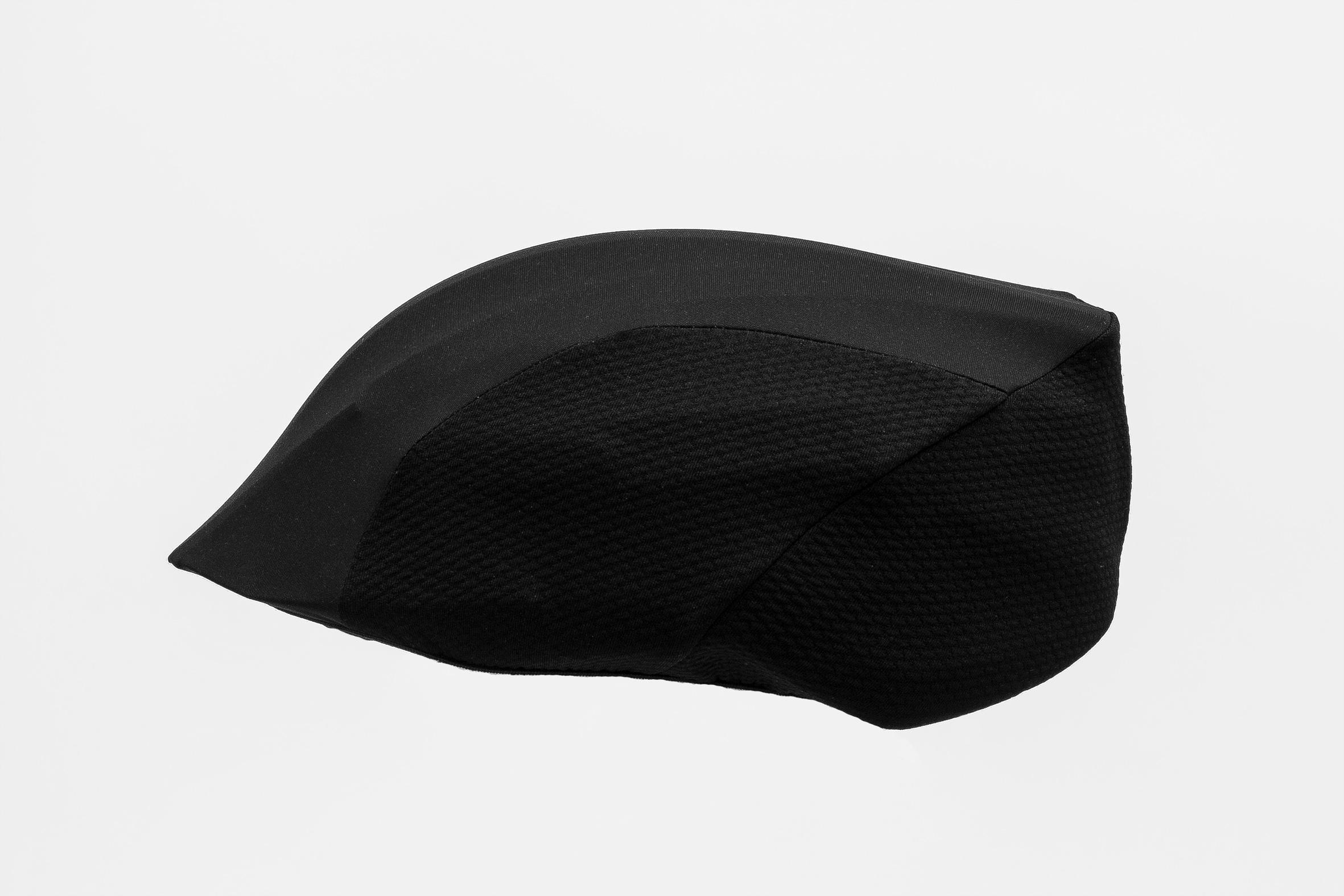 scalp fahrradhelm cover black